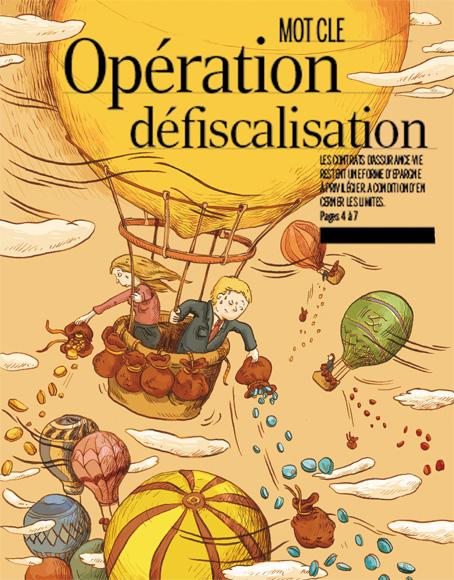 Opération défiscalisation